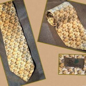 The Nature Conservancy Silk Fish Tie